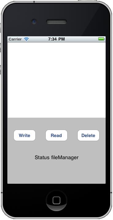 Gestione file e documenti nella cartella Documents iOS con FNFileManager