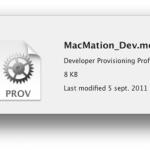 QuickLook plugin per Mobile Provision file