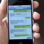 Inviare SMS In-app da iPhone