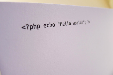 Post dal passato: Installazione server PHP – hello world
