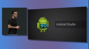 Google I/O 2013:Android Studio