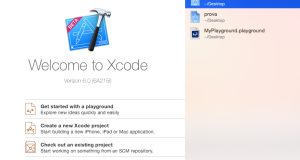 Xcode 6 beta: Le novità