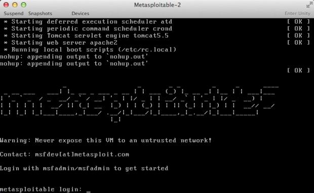 Metasploitable2_booted