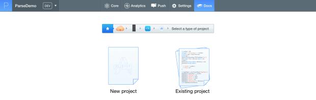 login-parse-create